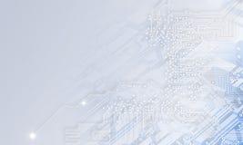 pojęcia odosobniony technologii biel Obrazy Royalty Free