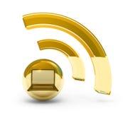 pojęcia wifi royalty ilustracja