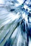 pojęcie abstrakcjonistyczna technologia Obrazy Royalty Free