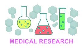Pojęcie badania medyczne Zdjęcie Stock