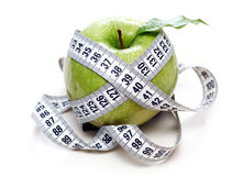pojęcie dieta Fotografia Stock