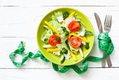 pojęcie diety Zdjęcie Stock