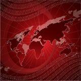 pojęcie globalny Obraz Stock
