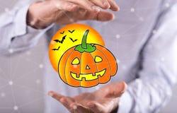 Pojęcie Halloween Zdjęcie Royalty Free