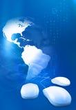 pojęcie internety Obrazy Stock