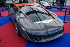 Pojęcie samochodowy Bertone Nuccio Fotografia Royalty Free