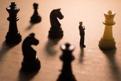 Pojęcie strategia biznesowa Obraz Stock