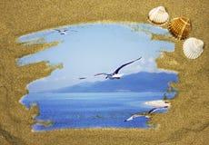 pojęcie wakacje Fotografia Stock