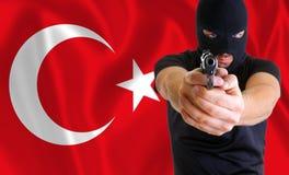 Pojęcie wyczyn w Turcja Obraz Stock