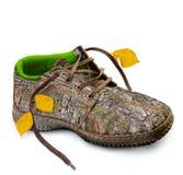 Pojęcie. Życzliwi buty. Zdjęcia Royalty Free