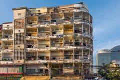 Pojawienie mieszkania w Phnom Penh Fotografia Royalty Free