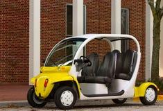 pojazd elektryczny Zdjęcia Royalty Free