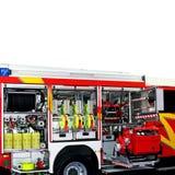 pojazd ratunkowy rogu Fotografia Royalty Free