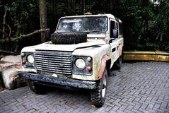 pojazd użytkowy Zdjęcia Royalty Free