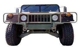 Pojazd wojskowy Zdjęcie Stock
