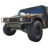 Pojazd wojskowy Fotografia Stock
