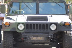Pojazd wojskowy Obrazy Royalty Free