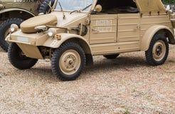 Pojazd wojskowy Zdjęcia Royalty Free