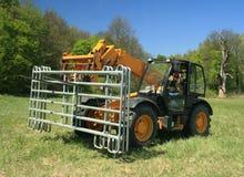 pojazd z gospodarstw rolnych Obraz Royalty Free