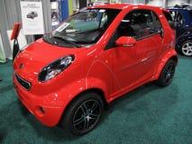pojazdu elektryczny wheego Zdjęcia Stock