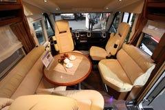 Pojazdu rekreacyjny wnętrze Fotografia Stock
