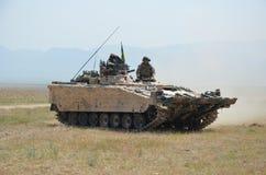 Pojazdy pancerni w Afganistan Obrazy Stock