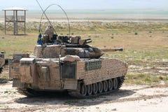 Pojazdy pancerni w Afganistan Zdjęcie Royalty Free