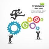 Pojęcie biznesowy mechanizmu system Obraz Stock