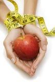 pojęcie dieta Obrazy Royalty Free