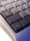 pojęcie komputer osobisty klawiaturowy makro- Fotografia Royalty Free