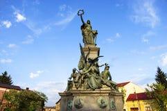 Pojednanie park Arad, Rumunia Zdjęcia Stock