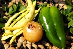 pojedyncze warzywa Zdjęcie Stock