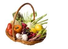 pojedyncze warzywa mieszanych zdjęcia stock