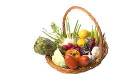 pojedyncze warzywa mieszanych obraz stock
