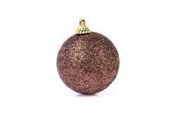 Pojedynczy brown ornament Obrazy Stock