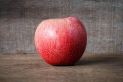 pojedynczy dojrzali jabłka Obraz Stock