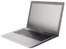 pojedynczy laptop Zdjęcia Stock