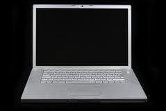 pojedynczy laptop Zdjęcia Royalty Free