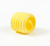 Pojedynczy masło kędzior zdjęcie royalty free