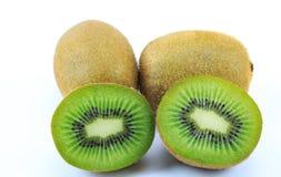 pojedynczy owoce kiwi Zdjęcia Stock