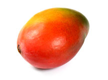 pojedynczy owoce mango Zdjęcia Stock