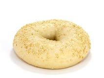 Sezamowego ziarna bagel Zdjęcia Royalty Free
