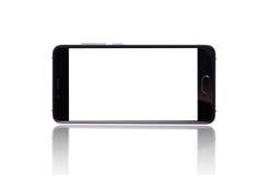 pojedynczy smartphone tła white Obraz Royalty Free