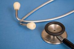 pojedynczy stetoskop Obraz Royalty Free
