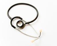 pojedynczy stetoskop Obraz Stock