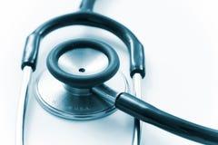 pojedynczy stetoskop Zdjęcia Royalty Free