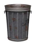 Pojemnik na śmiecie ilustracji