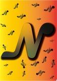 Pojemność barwiony listowy N ilustracji