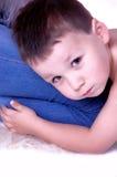 pojke 3 Arkivbild