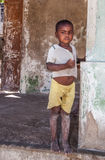 Pojke av IBOön Royaltyfri Bild